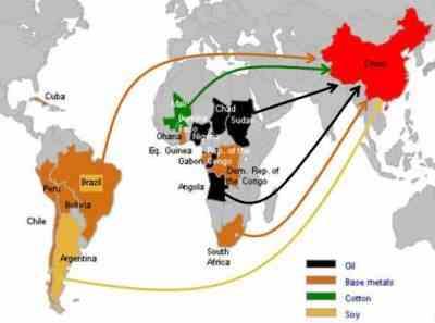 Некоторые страны начинают отказываться от китайской помощи в связи с угрозой суверенитету страны